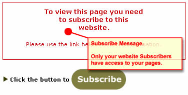 Create your own private website for free